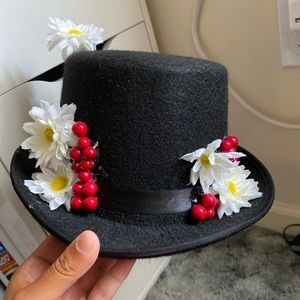 Mary Poppins Cosplay Hat